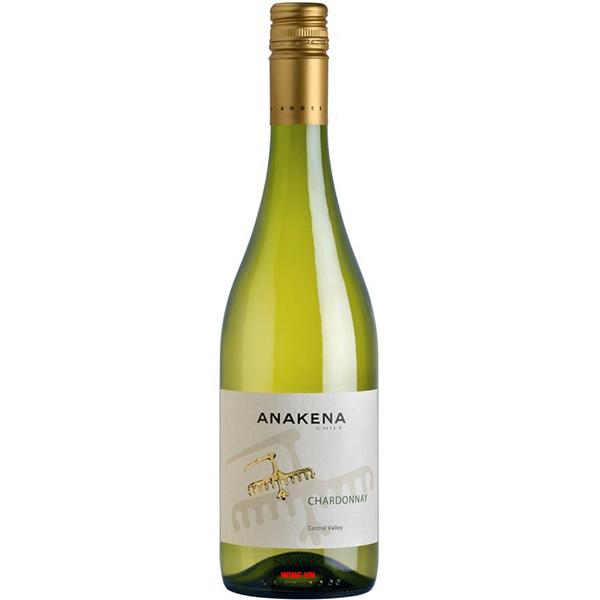 Rượu Vang Chile Anakena Chardonnay