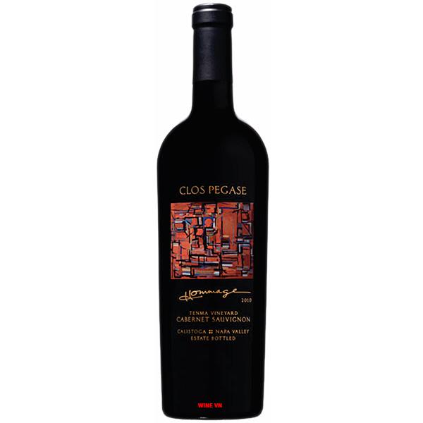 Rượu Vang Clos Pegase Hommage Cabernet Sauvignon