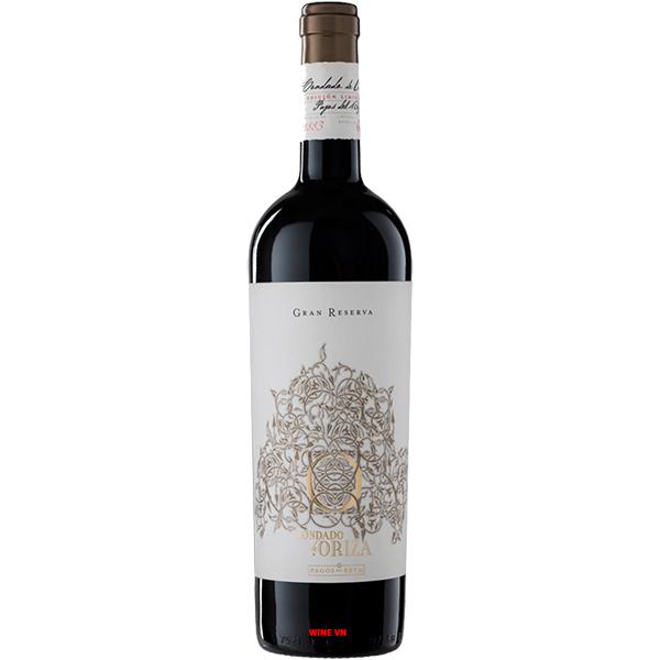 Rượu Vang Condado De Oriza Gran Reserva