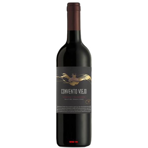 Rượu Vang Convento Viejo Cabernet Sauvignon