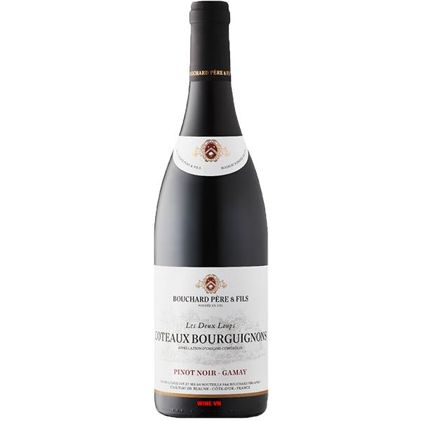 Rượu Vang Coteaux Bourguignons Bouchard Pere & Fils