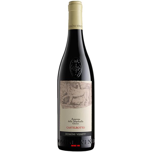 Rượu Vang Domini Veneti Amarone Castelrotto