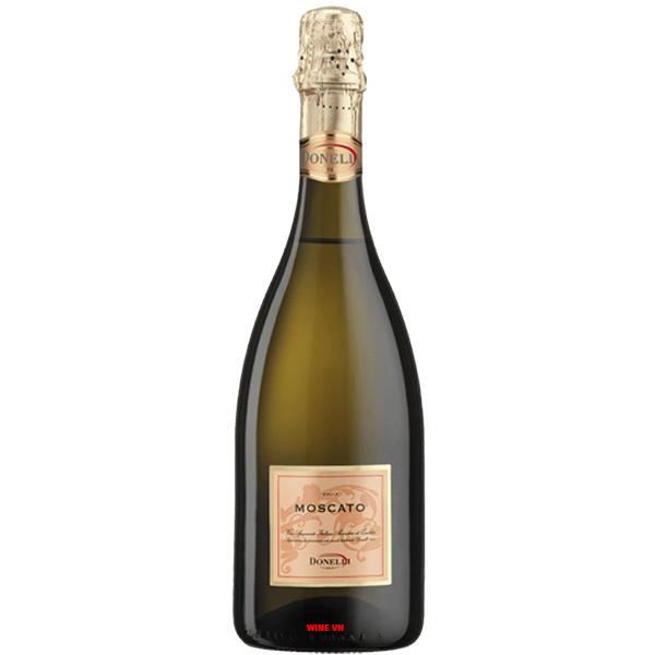 Rượu Vang Donelli Moscato