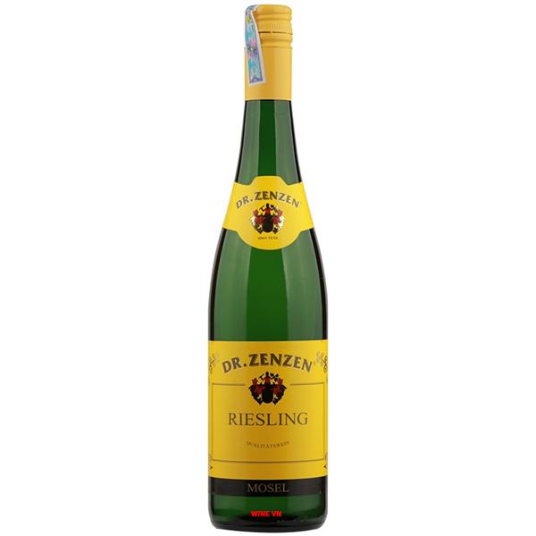 Rượu Vang Dr. Zenzen RieslingMosel