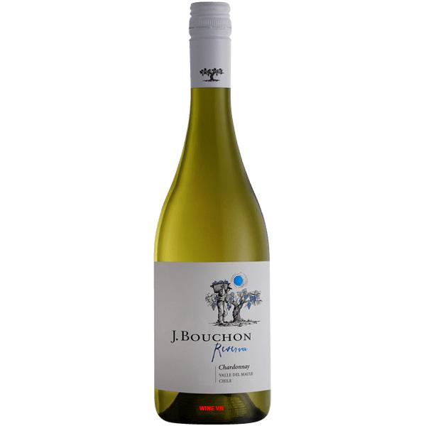 Rượu Vang J.Bouchon Reserva Chardonnay