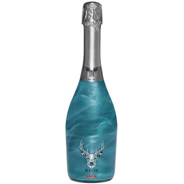 Rượu Vang Keos Blue Moscato