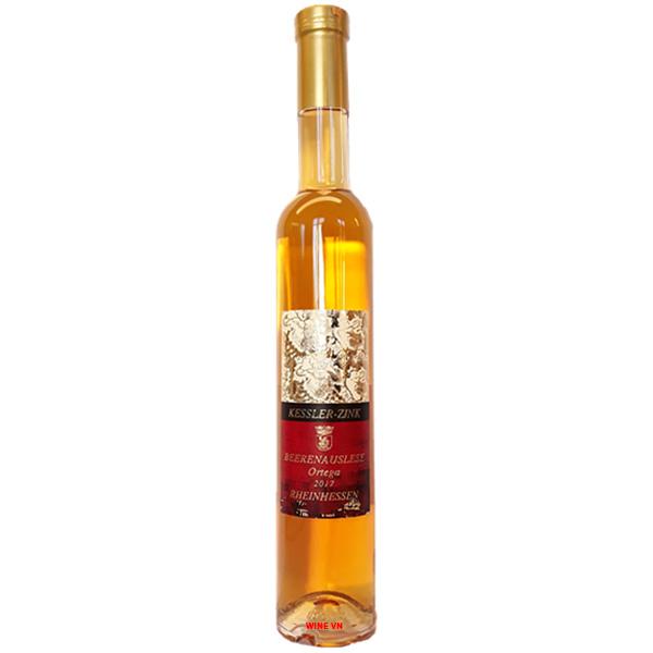 Rượu Vang Kessler Zink Beerenauslese