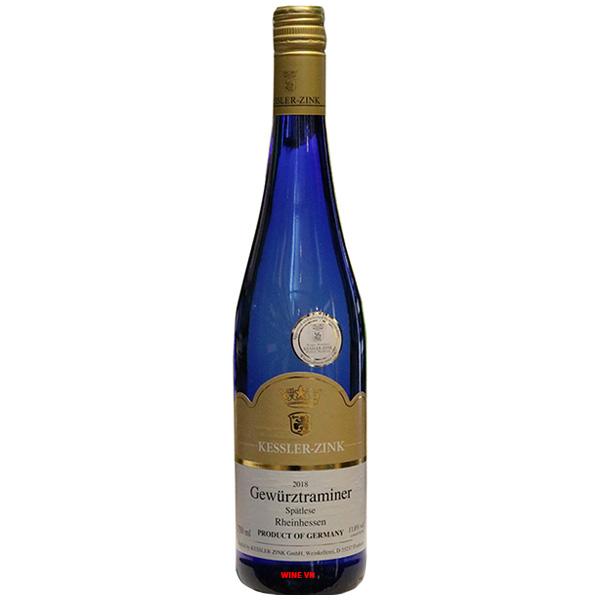 Rượu Vang Kessler Zink Gewurztraminer