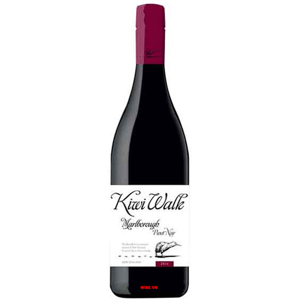 Rượu Vang Kiwi Walk Pinot Noir