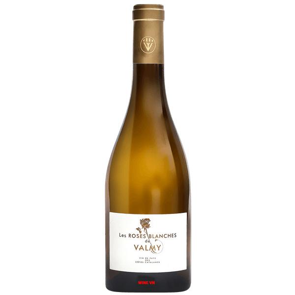 Rượu Vang Les Roses Blanches De Valmy