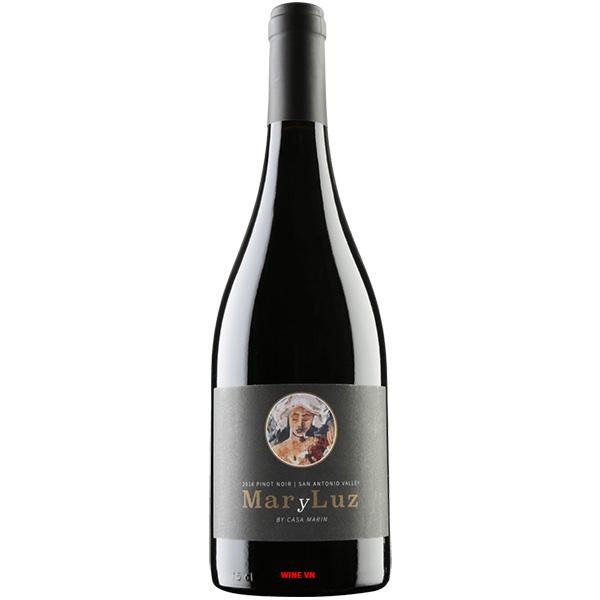 Rượu Vang Mar Y Luz Casa Marin Pinot Noir
