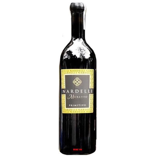 Rượu Vang Nardelli Muretto Primitivo