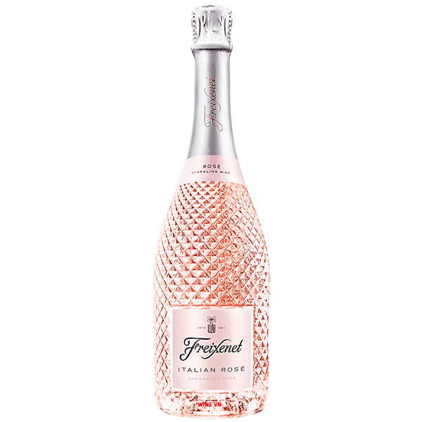 Rượu Vang Nổ Freixenet Italian Rose Sparkling Wine