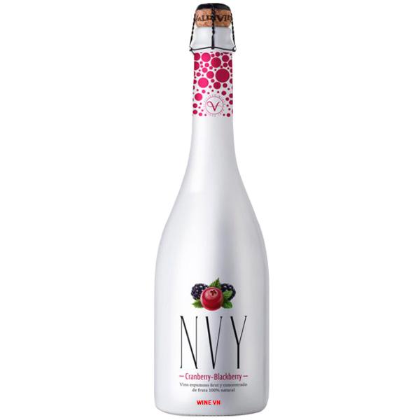 Rượu Vang Nổ Valdivieso NVY Cranberry Blackberry