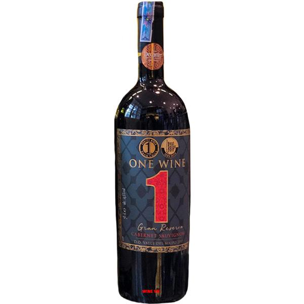 Rượu Vang One Wine Gran Reserva Cabernet Sauvignon