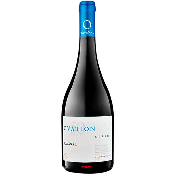 Rượu Vang Ovation Ravanal 50 Year Syrah