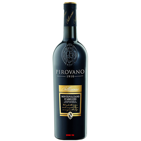 Rượu Vang Pirovano 1910 Montepulciano D'abruzzo