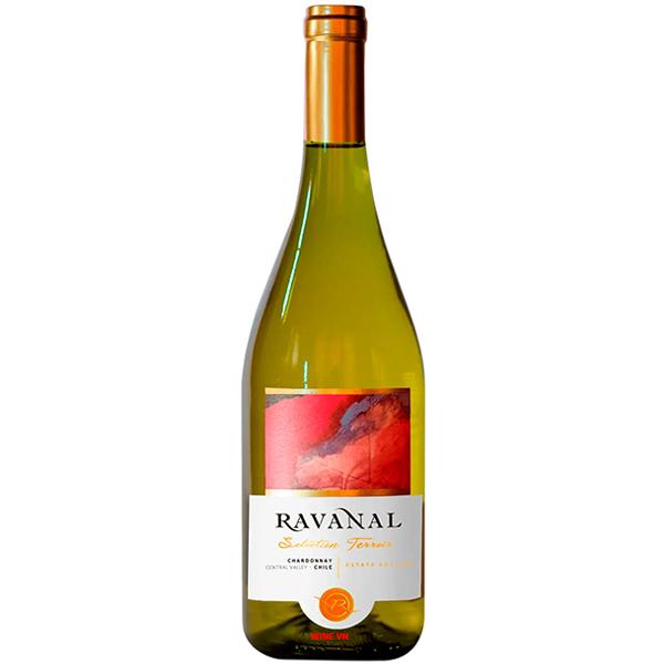 Rượu Vang Ravanal Selection Chardonnay