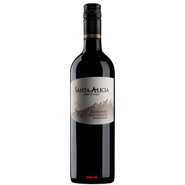 Rượu Vang Santa Alicia Cabernet Sauvignon