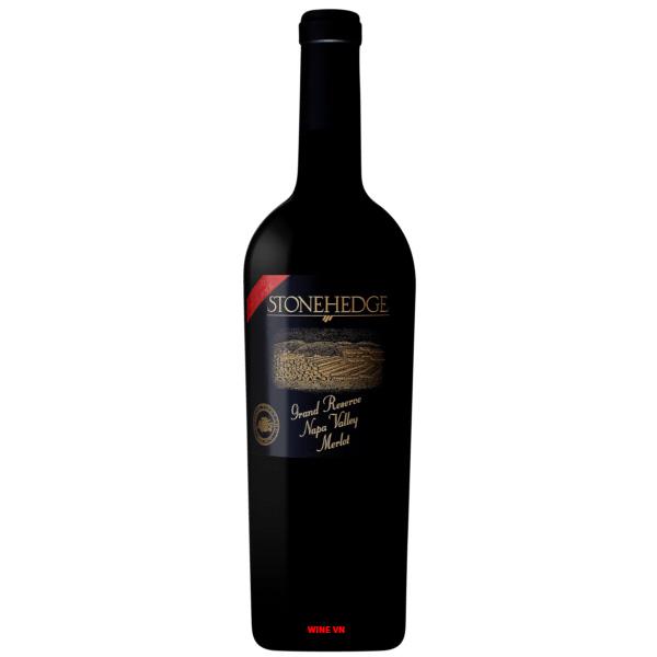 Rượu Vang Stonehedge Gran Reserva Merlot
