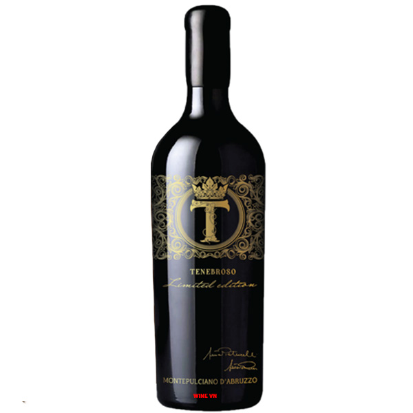 Rượu Vang T Tenebroso Limited Edition