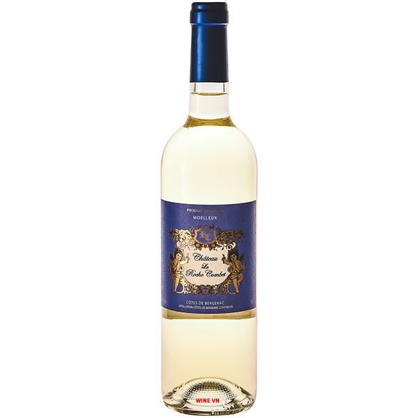 Rượu Vang Trắng Chateau La Roche Combet