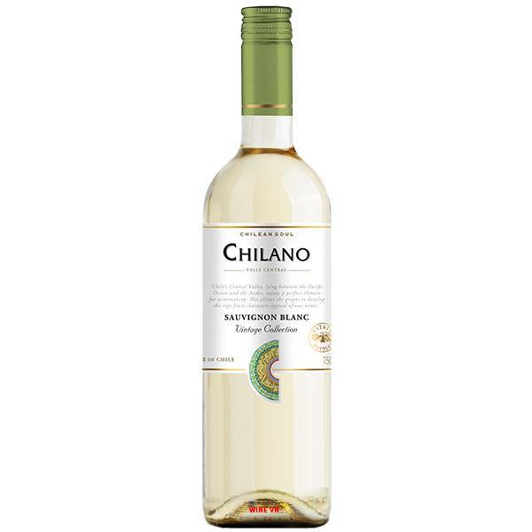 Rượu Vang Trắng Chilano Sauvignon Blanc