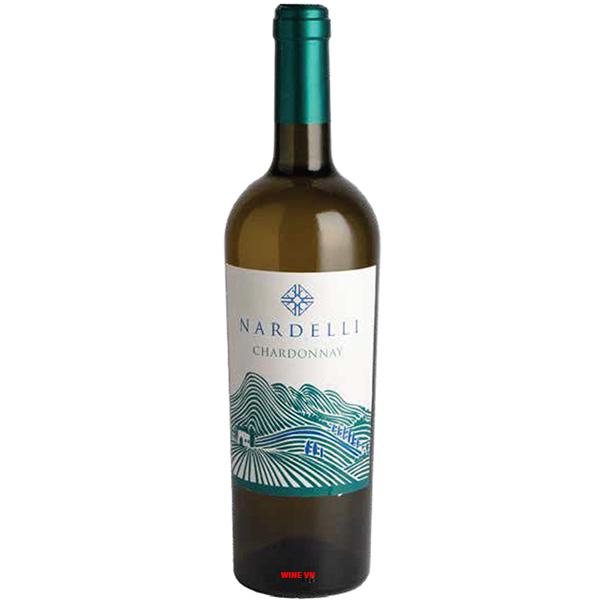 Rượu Vang Trắng Nardelli Chardonnay