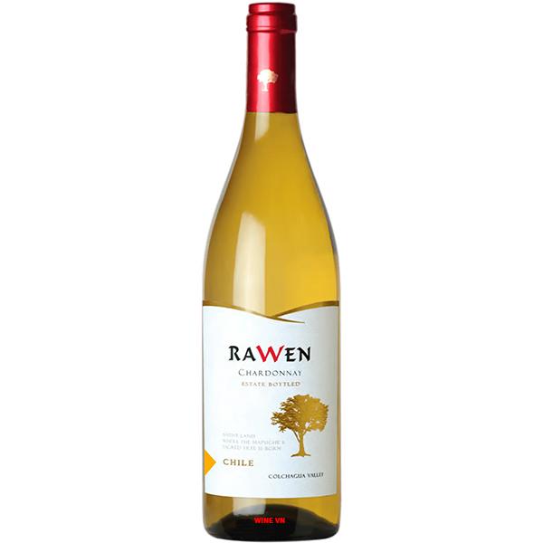 Rượu Vang Trắng Rawen Chardonnay