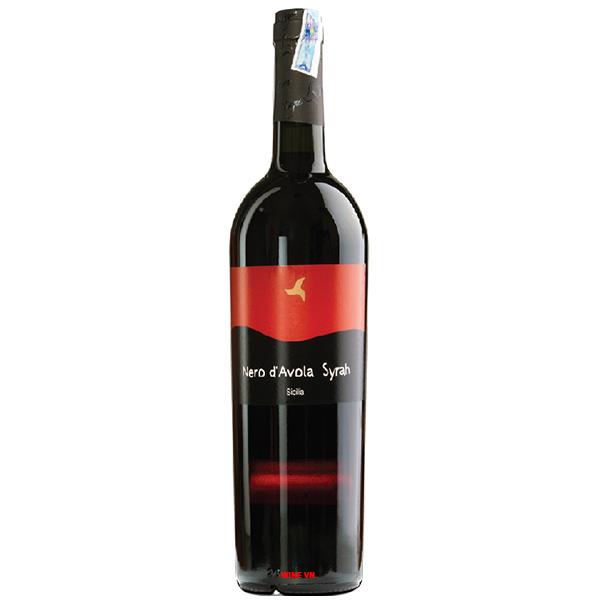 Rượu Vang Trinacria Nero D'avola Syrah 2011