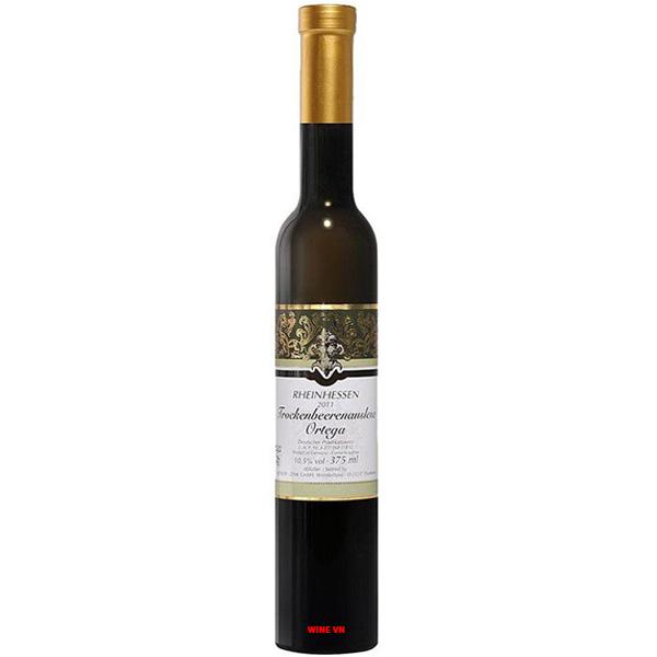 Rượu Vang TrockenBeerenauslese