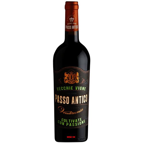 Rượu Vang Vecchie Vigne Passo Antico