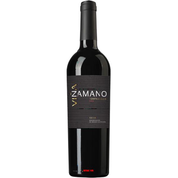 Rượu Vang Vina Zamano Tempranillo
