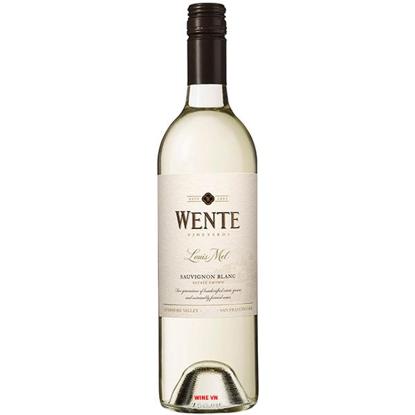 Rượu Vang Wente Louis Mel Sauvignon Blanc