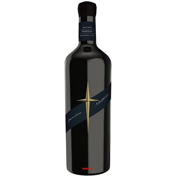 Rượu Vang Ý Collefrisio Primitivo