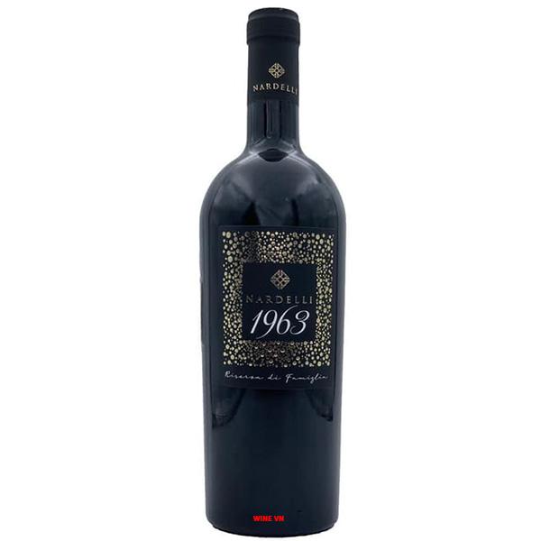 Rượu Vang Ý Nardelli 1963
