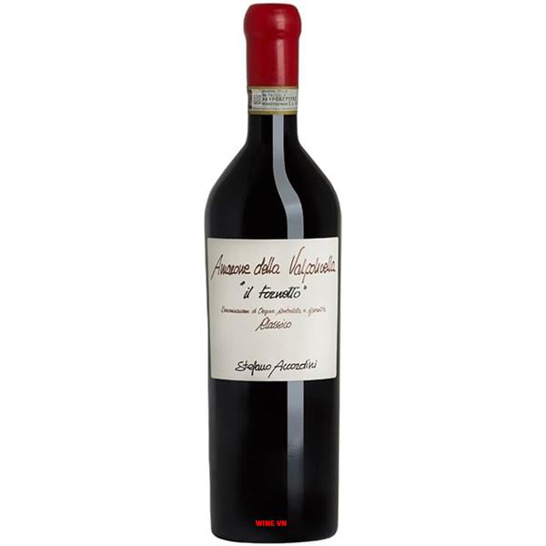 Rượu vang IL Fornetto Amarone Della Valpolicella Classico