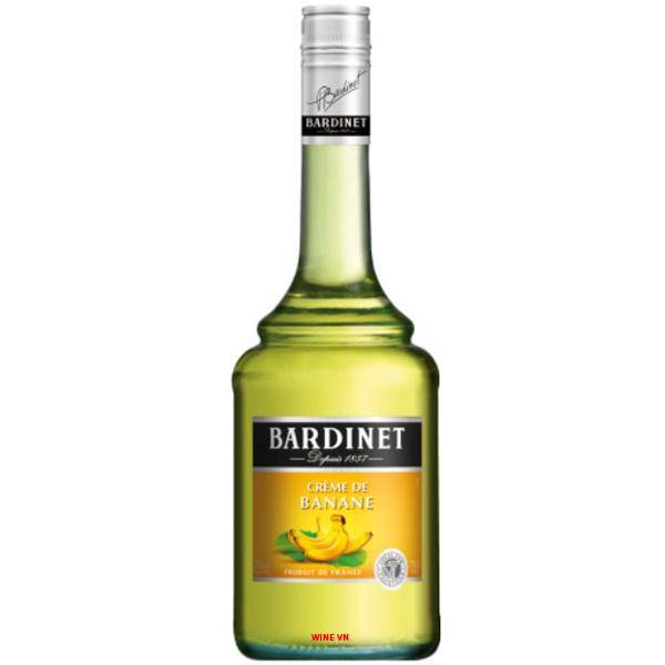 Rượu Bardinet Crème De Banane