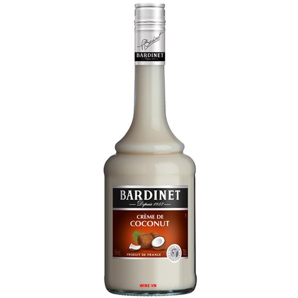 Rượu Bardinet Crème De Coconut