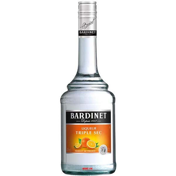 Rượu Bardinet Liqueur Triple Sec