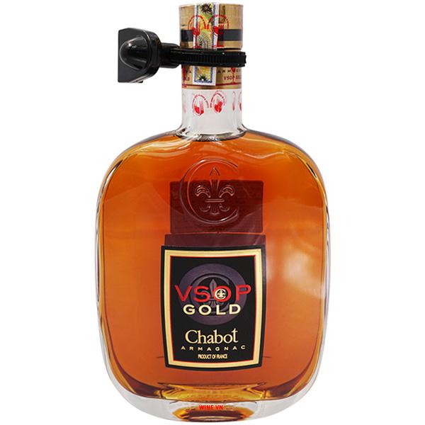 Rượu Chabot Armagnac Gold