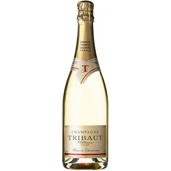 Rượu Champagne Tribaut Schloesser Blanc De Chardonnay