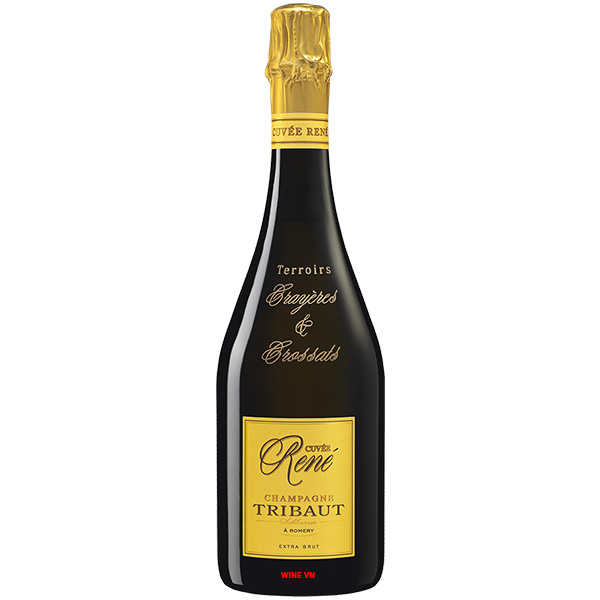 Rượu Champagne Tribaut Schloesser Cuvee Rene