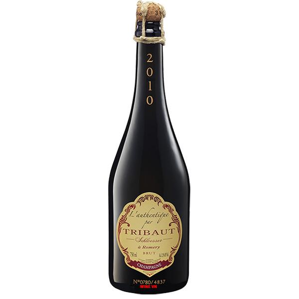 Rượu Champagne Tribaut Schloesser L'Authentique