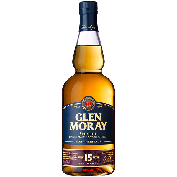 Rượu Glen Moray 15 Years