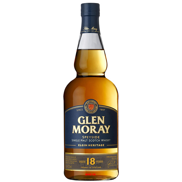 Rượu Glen Moray 18 Years