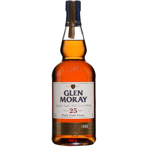 Rượu Glen Moray 25 Years