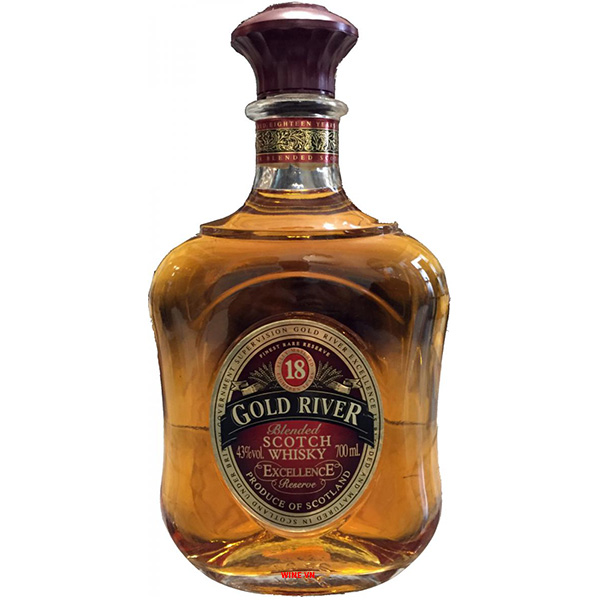 Rượu Gold River 18 Years