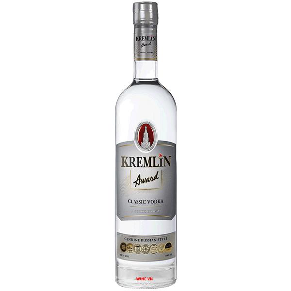 Rượu Kremlin Award Classic Vodka