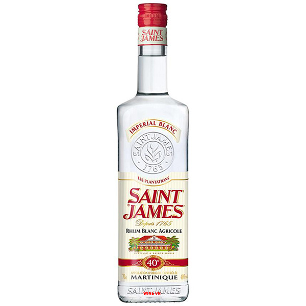 Rượu Rum Saint James Imperial Blanc